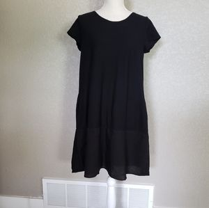 Cut- Loose dress with pockets